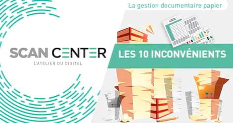 Gestion des documents d'entreprise : les 10 inconvénients d'une gestion documentaire papier (physique)