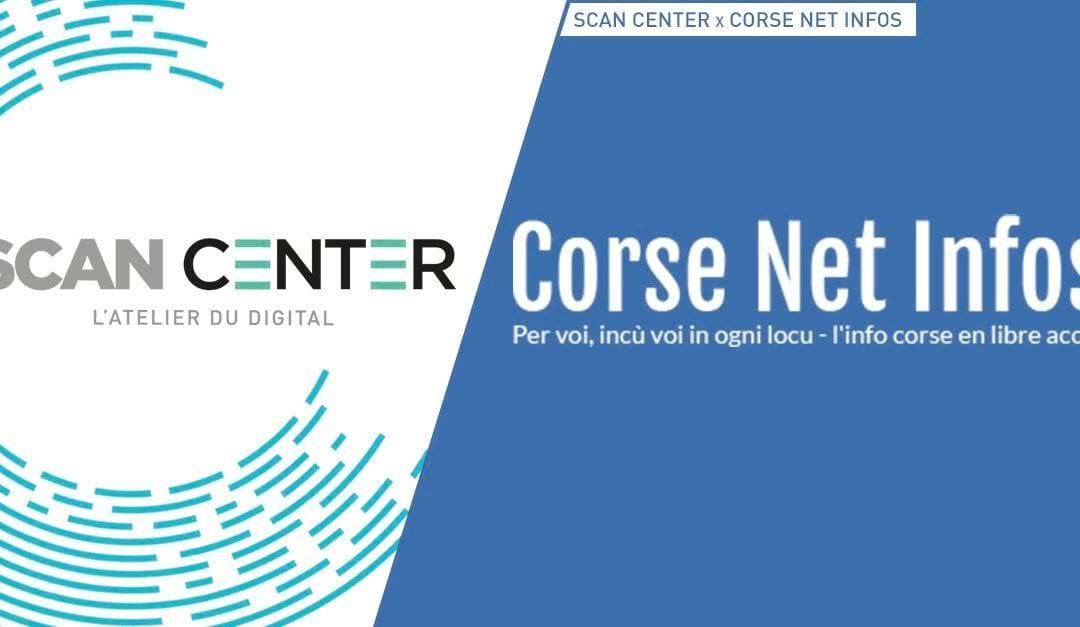 Corse Net Infos – Scan Center à Ajaccio, la solution de numérisation